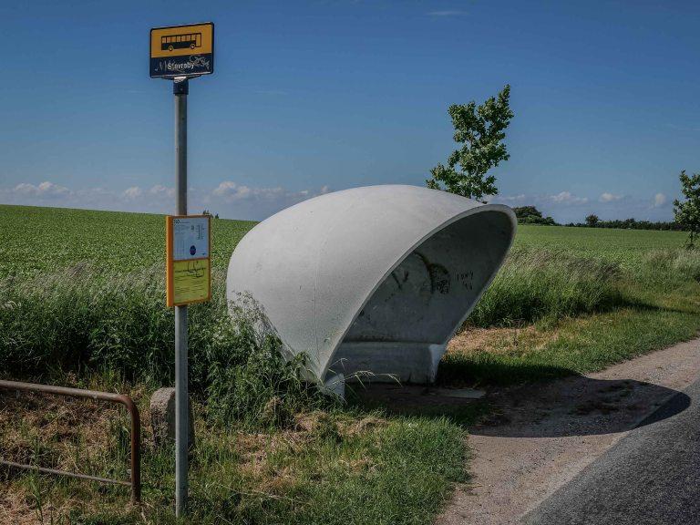 Denmark-bus-stop