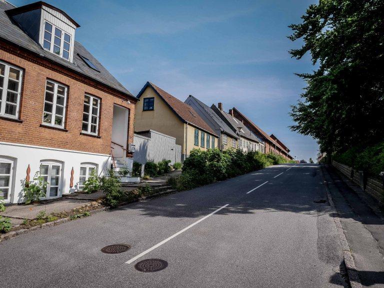 Denmark-housing