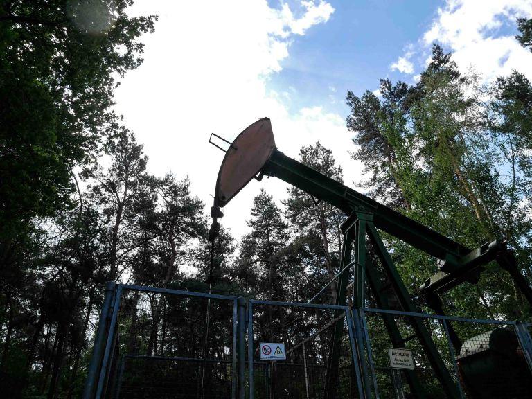 Germany-petrol-pump