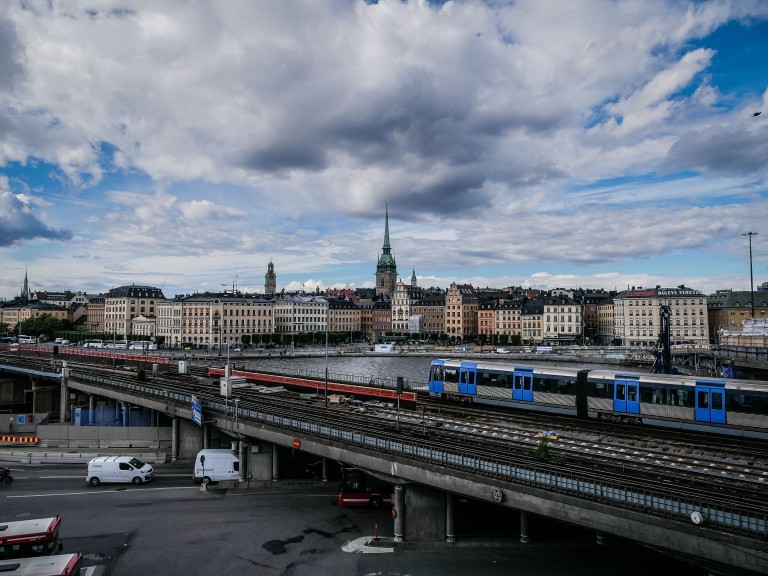 sweden-Stockholm-downtown