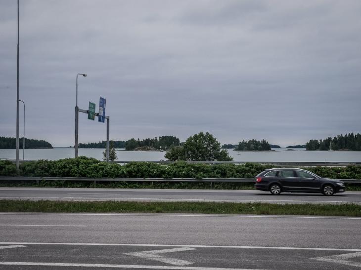 Isles near Helsinki