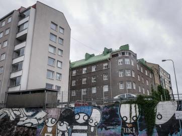 Helsinki housing