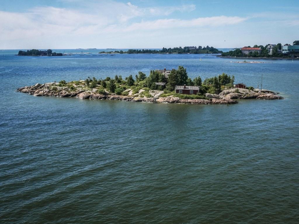 Island-Helsinki-Finland