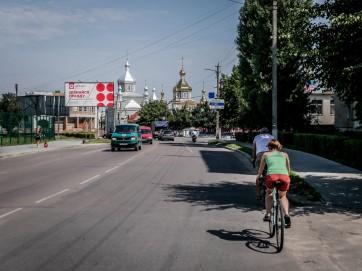 Kovel by bike