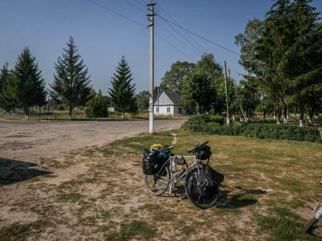 Cycling around Kovel
