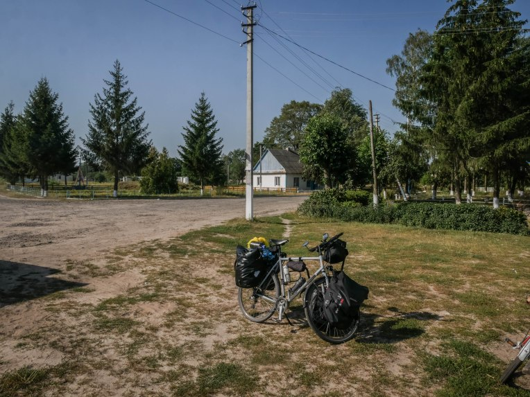 Cycling around Kovel