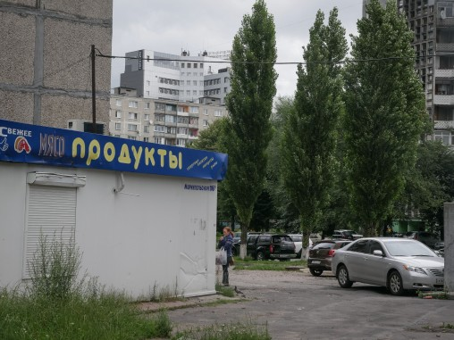 Sovjet neighbourhood