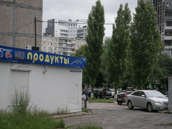 Sovjet neighbourhood