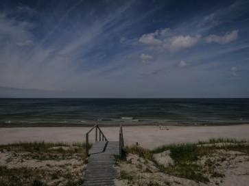 Endless beaches