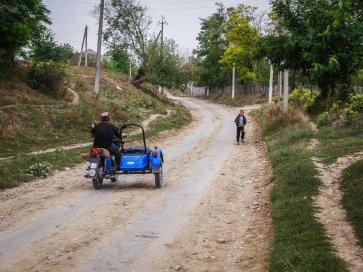 Moldova no roadworks