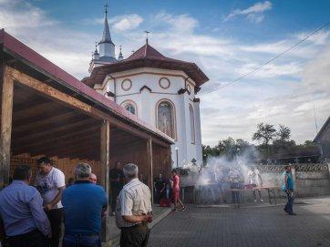 Wedding party (Romania)