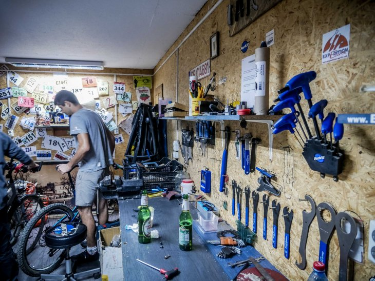 Velo lab in Resita (Romania)