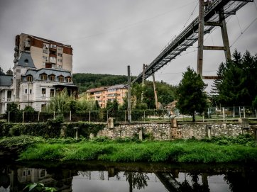 Old industry in Resita