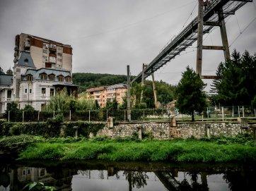 Old industry in Resita