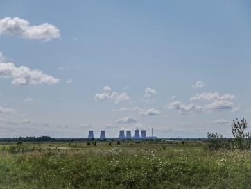 Varash nuclear plant