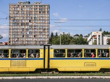 Sarajevo tramway