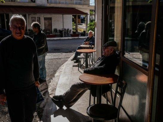 Christos clients talk about politics