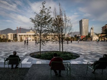 Tirana sets you free