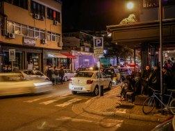 Tirana goes out
