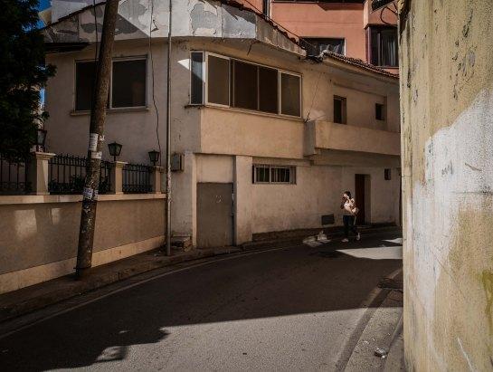 Tirana street