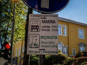 Tirana makes it clear