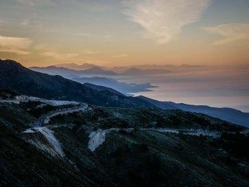 Southern Albania coast
