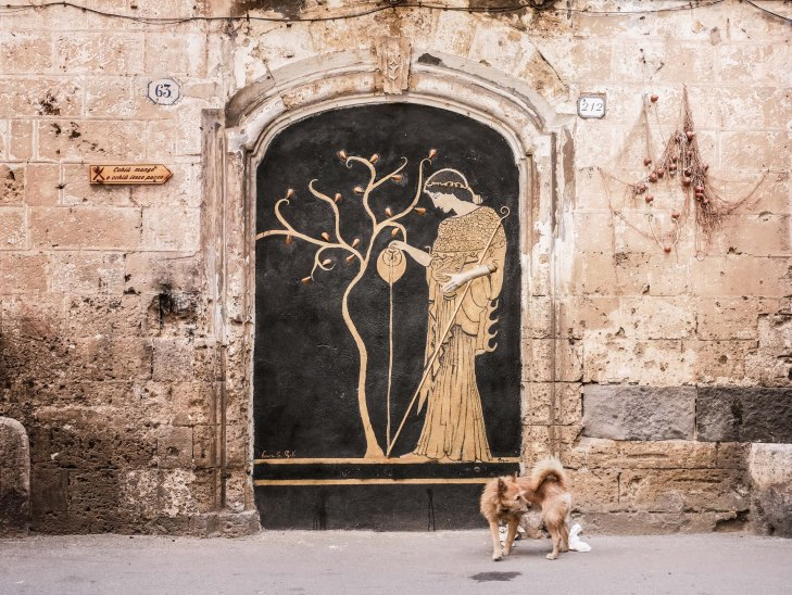 Slow art in Taranto