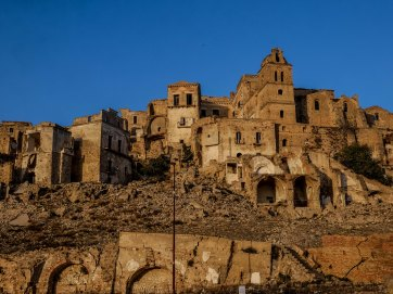 Abandoned village of Craco