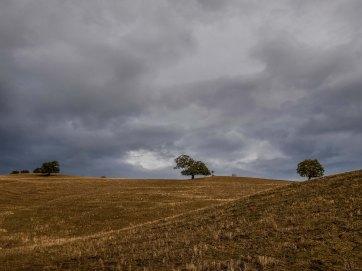Rainy and beautiful Southern Italy