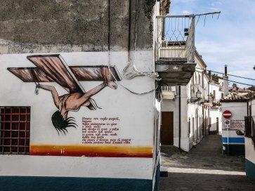 Montegriordano Murales