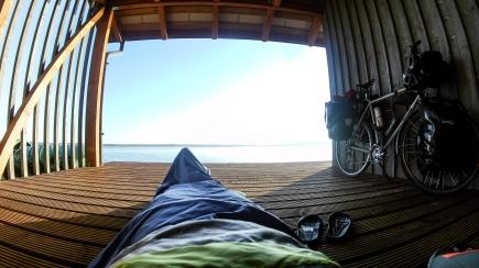 Hotel Les pieds dans l'eau (Latvia)