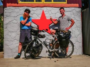 Feel like a pro at Dmitry's Red Star Hostel (Tiraspol)