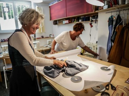 Attend sewing lessons with Rosel (Hamburg - Germany)