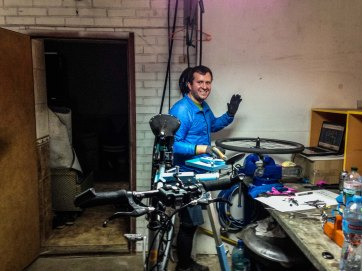 Let Dmytro fix your bike like no one else (Boyarka - Ukraine)