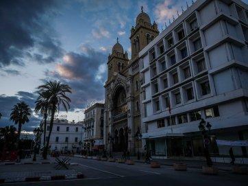 Tunis Ville nouvelle