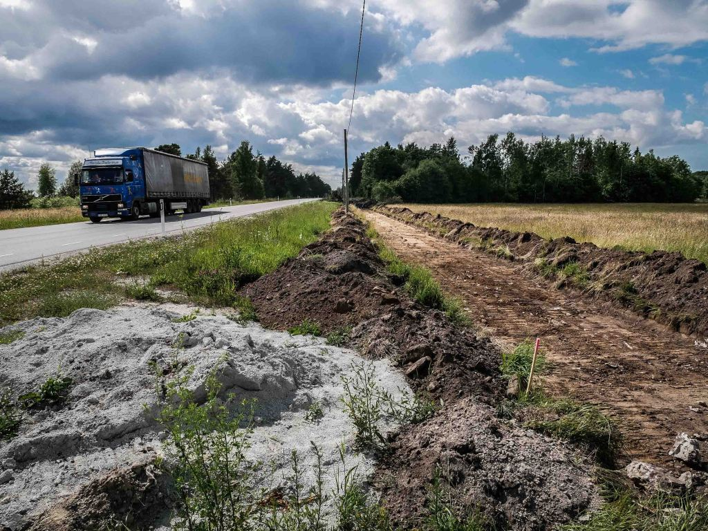 Estonia-cycling-lanes-in-construction